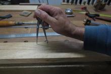 Marcando para cajas dobles