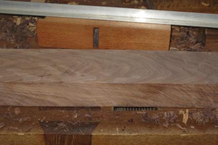 Efecto en la madera