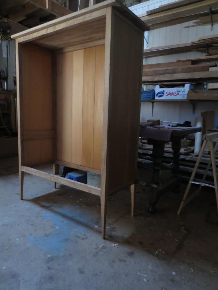 Interior y lateral