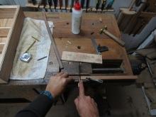 Dimensionando piezas