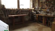 El taller reorganizado