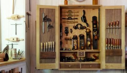 ... las herramientas del taller