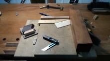 Ajustando las piezas