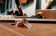 Cepillando la incrustación